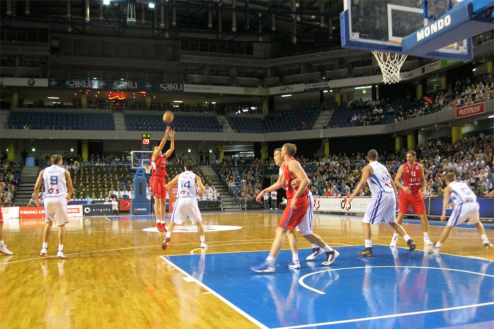 Uživo Estonija Srbija