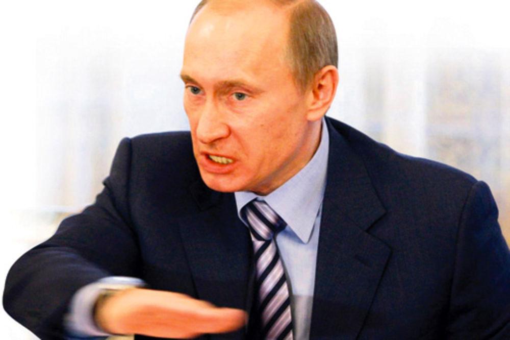 OVAKO ZAPADNI MEDIJI IZVRĆU PUTINOVE REČI: Kažu da će osvojiti Kijev, pa se izvine!