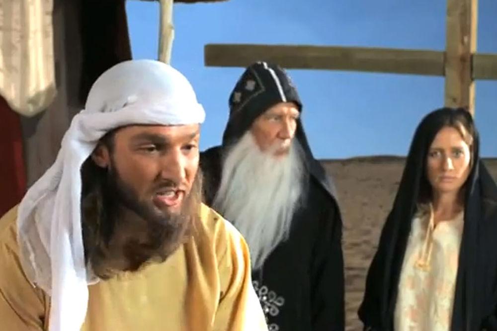 Detalj iz filma Nevinost muslimana