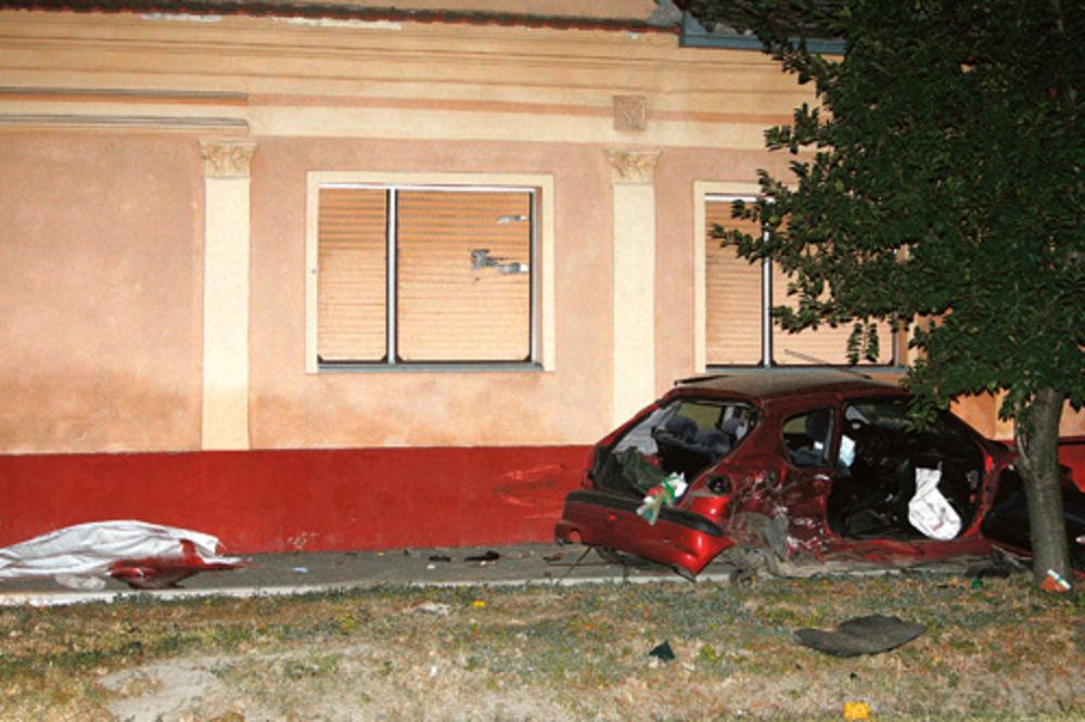 Jelena Obradović, saobraćajna nesreća, smrt, Ovča,