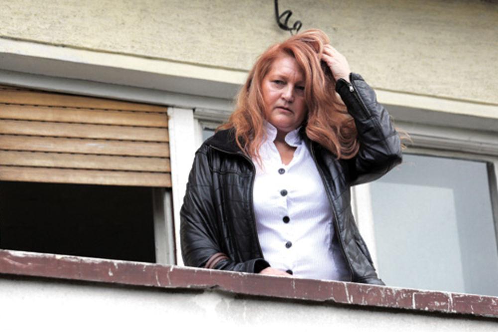 Gordana Trifunović, Kurir, akcija Kurira,