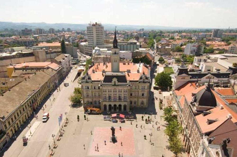 Otvoren izraelski tržni centar Big Si Srbija u Novom Sad