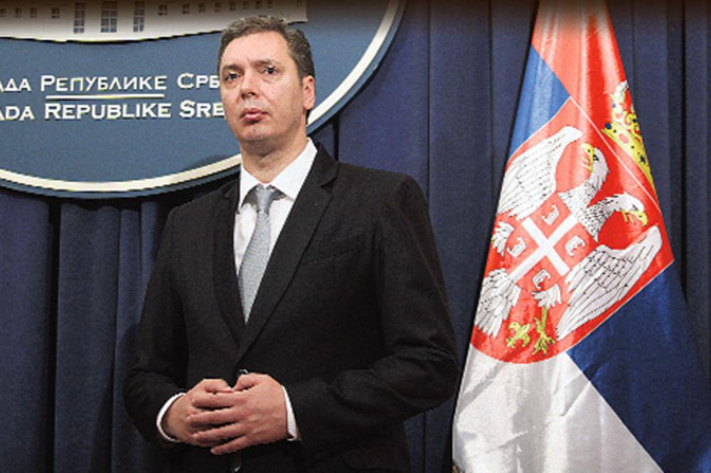 Vučić: Država će se suprotstaviti huliganima