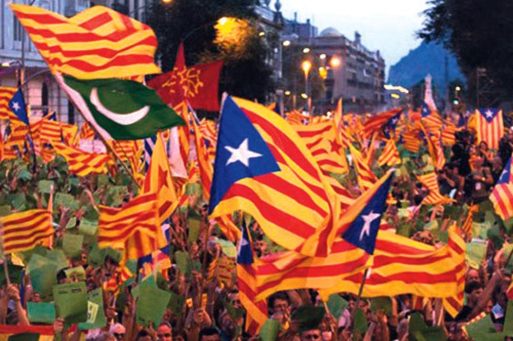 Fransisko Alaman, španija, katalonija, SFRJ,