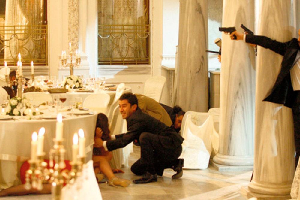 Krvoproliće na venčanju!