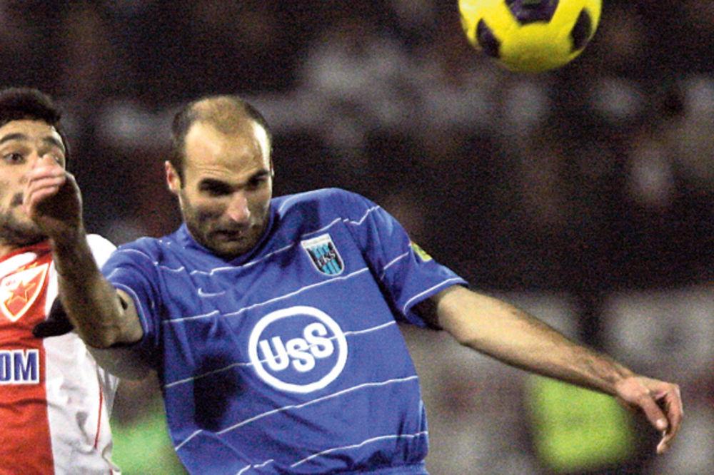 Dejan Živković, FK Smederevo, pogodak,
