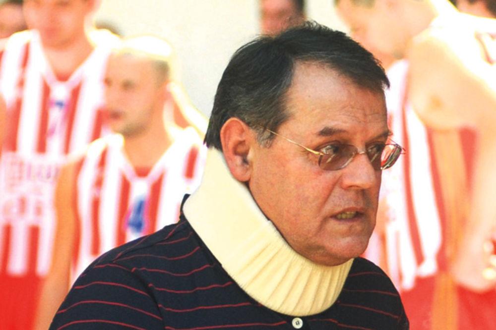 Nebojša Čović, Crvena zvezda Diva, Mali Kalemegdan
