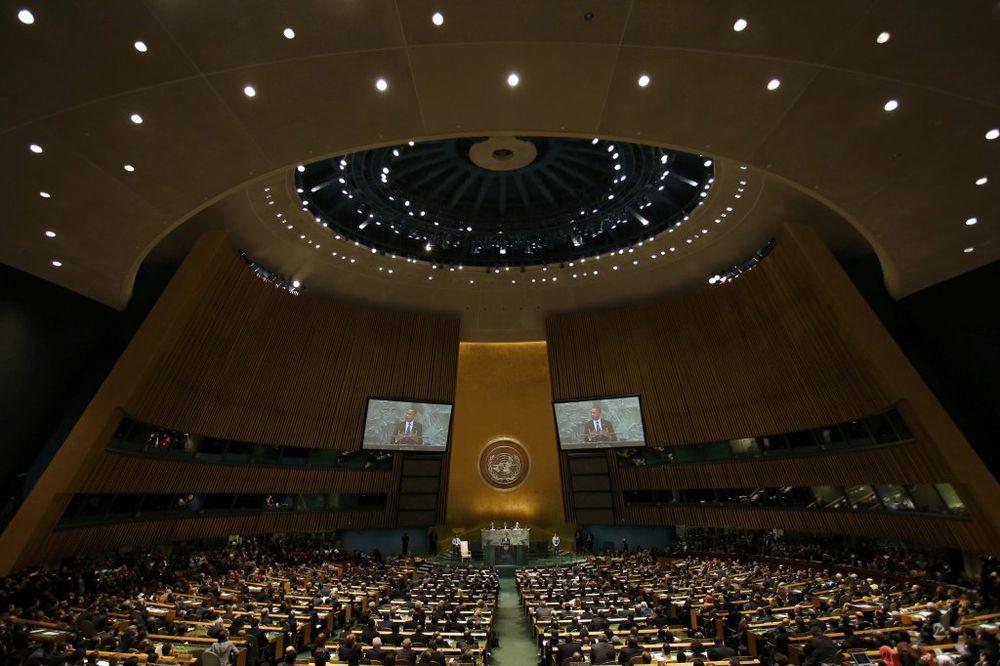 NJUJORK: Nikolić i Dačić na zasedanju Generalne skupštine UN