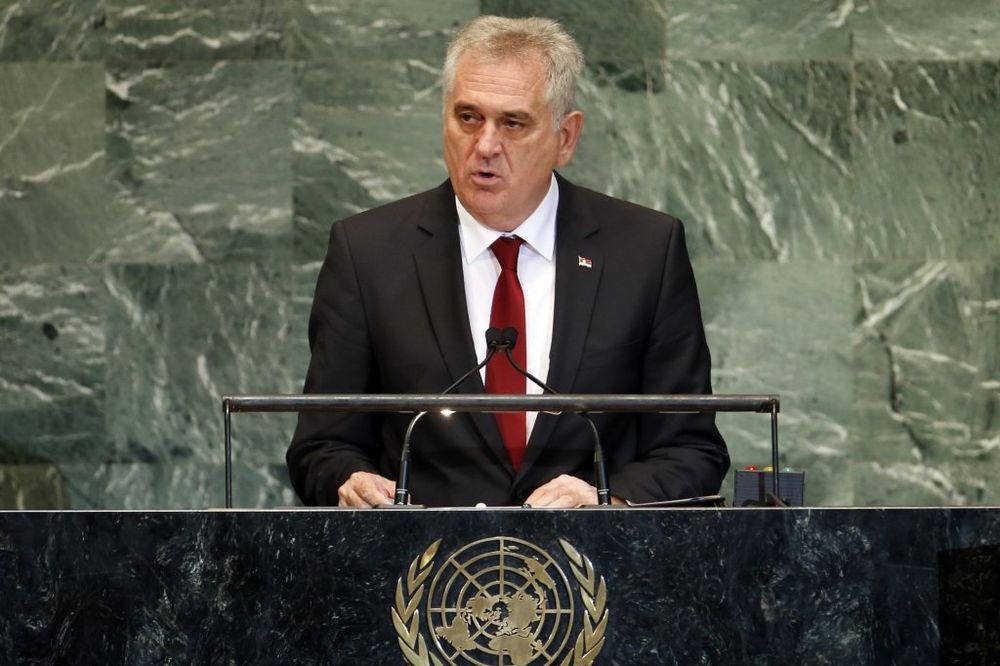 NIKOLIĆ U UN: Srbija bila na udaru terorista zato podržavamo borbu protiv ISIL-a