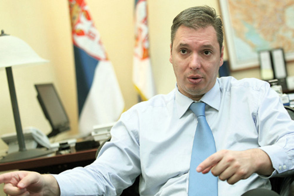 Premijer Vučić: Očekujem podršku EU za brze pruge