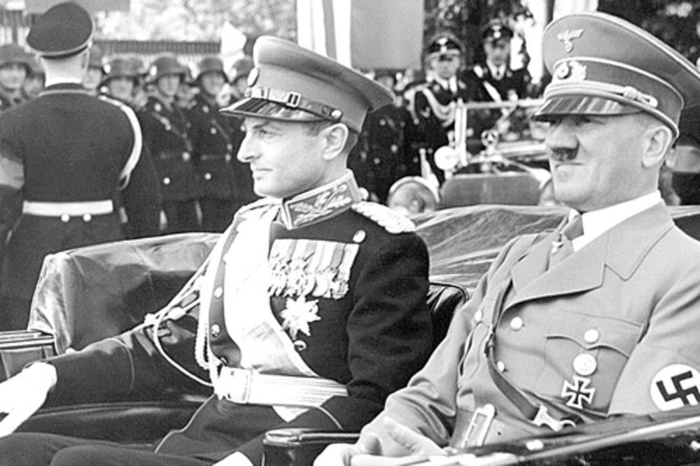 Knez Pavle sa Hitlerom dogovorio neutralnost zemlje