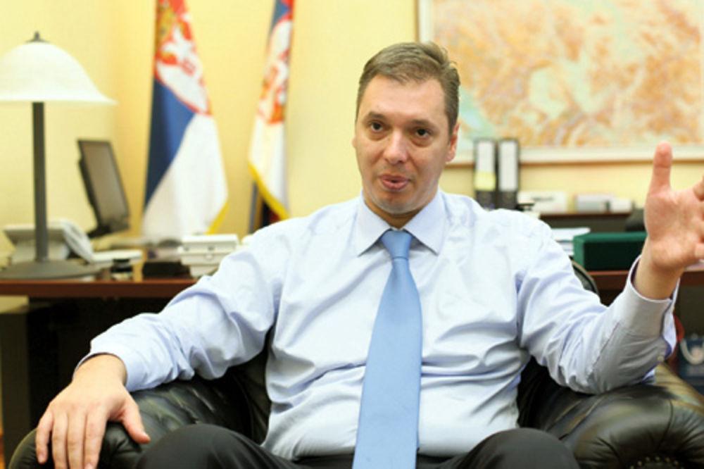 VUČIĆ ZA CNN: Tajkuni više ne vode Srbiju!