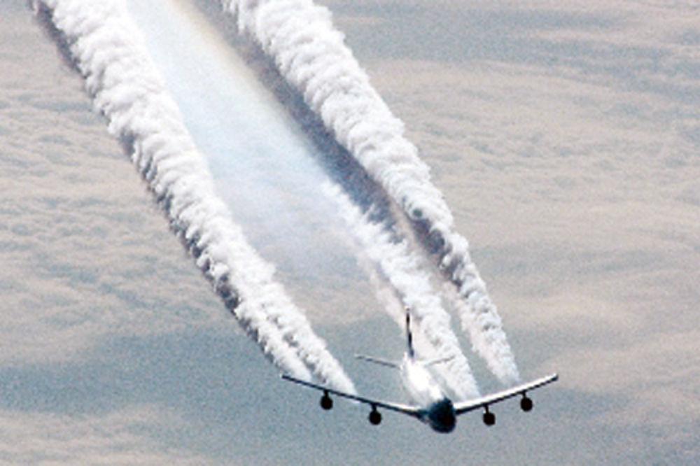 POSLE UN I NASA PRIZNALA DA NAS TRUJU: Zaprašuju nas iz vazduha i sprovode geoinženjering!
