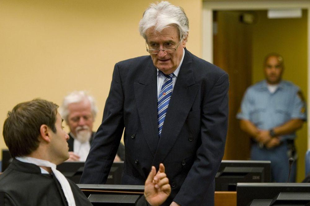 Odbijen zahtev Radovana Karadžića za ponavljanje suđenja