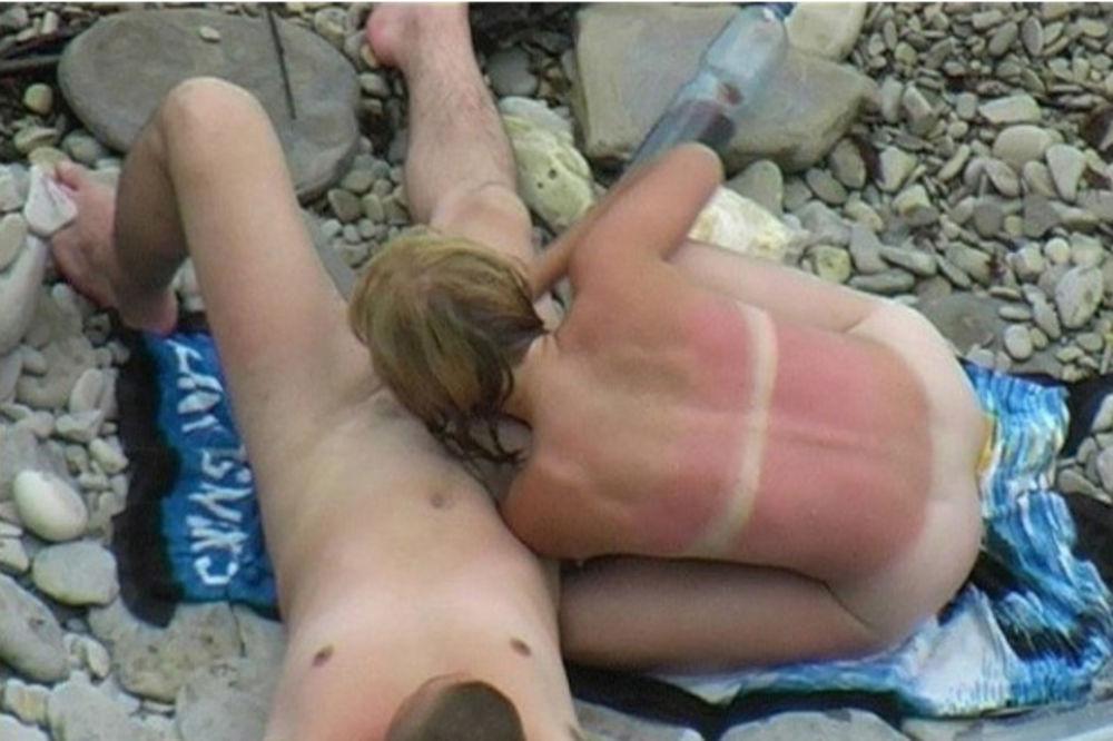 Brazil, Rio de Žaneiro, seks, plaža,
