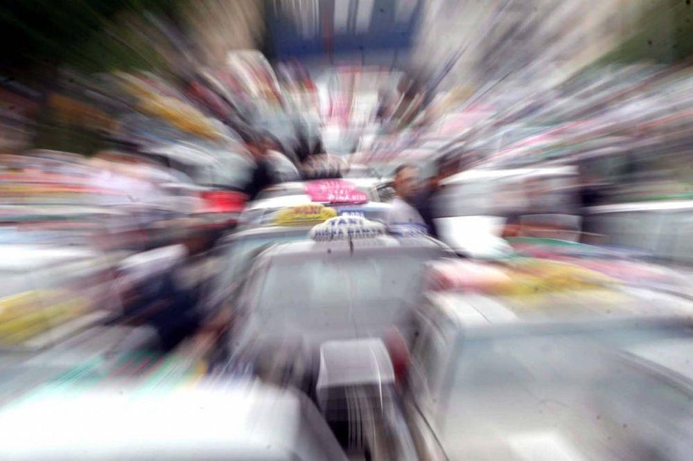 GENERALNI ŠTRAJK: BG taksisti staju 3. decembra