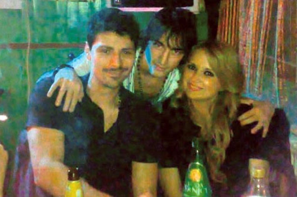 Lazar i Maja su se upoznali na žurki na kojoj je bio i Mladen Radulović