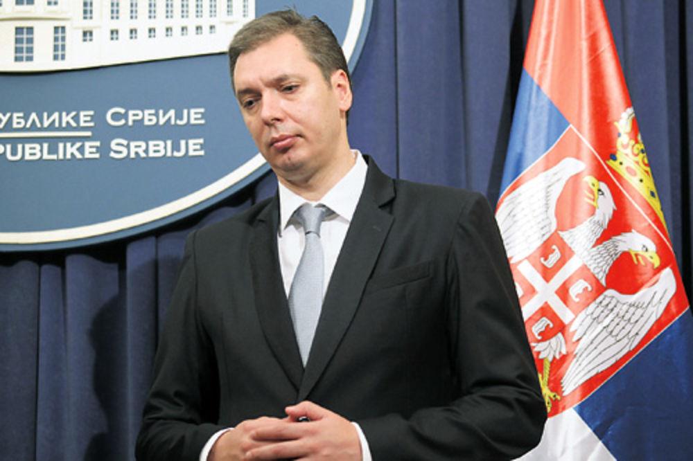 Vučić na ceremoniji obeležavanja godišnjice Cerske bitke