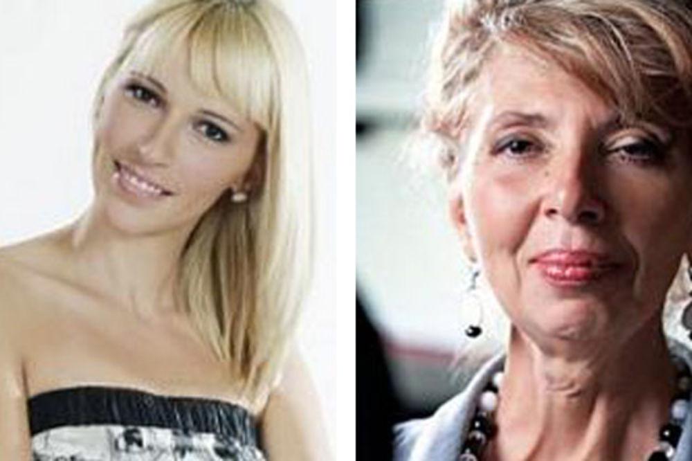 Irina Radović, Maja Volk