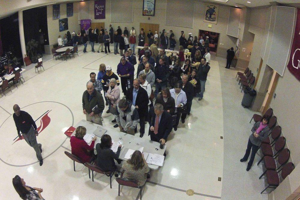 Izbori u SAD 2012, Foto: Rojters