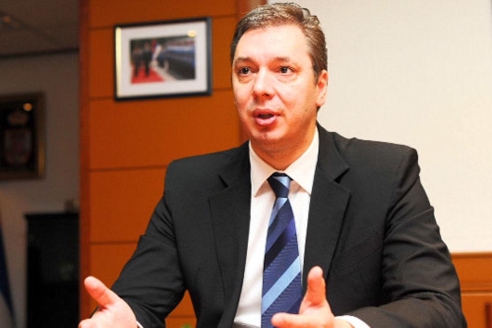 Vučić na sastanku sa nemačkim privrednicima!