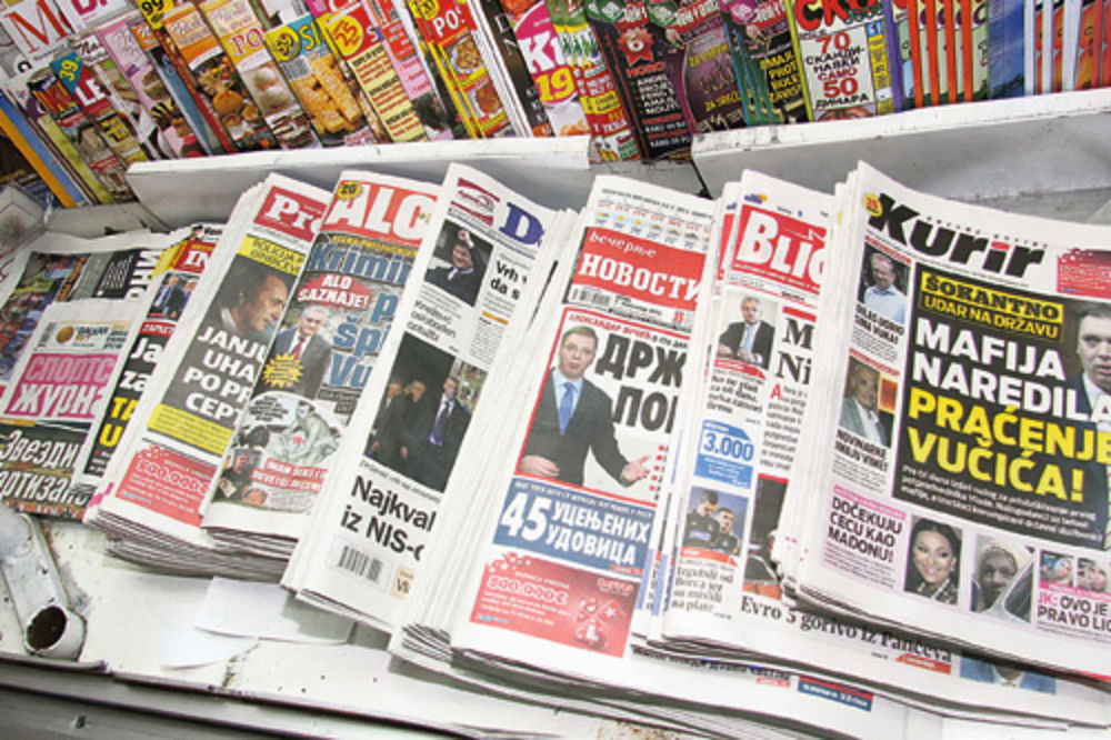 AMERIČKI STRUČNJAK ZA BALKAN: Tadića na vlasti mediji podržavali više nego Vučića danas!