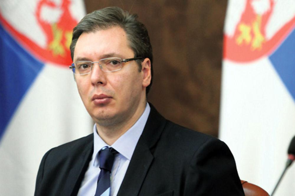 Vučić: Ne dozvoljavamo da nas bilo ko ponižava