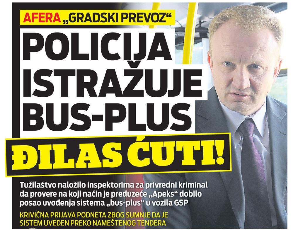Прокуратура Сербии начала расследование, которое может поставить под удар мэра Белграда Драгана Джиласа