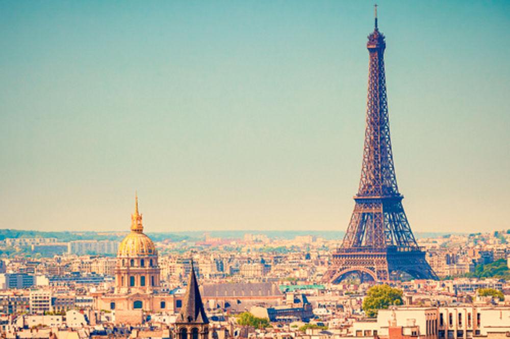 Pariz, putovanje, Ajfelova kula, Notrdam, Jelisejska polja