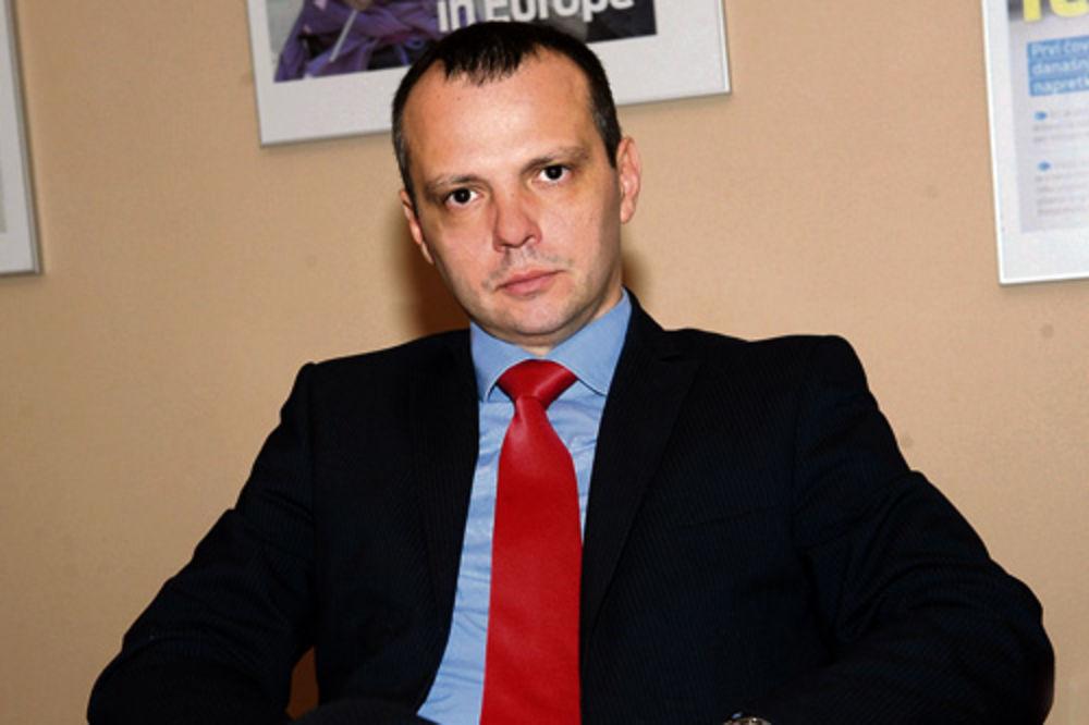 Aleksandar Rodić, Kurir, Blic, medijska mafija,  Dragan Đilas