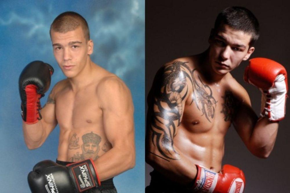 Srpski bokseri uhapšeni zbog oružane pljačke