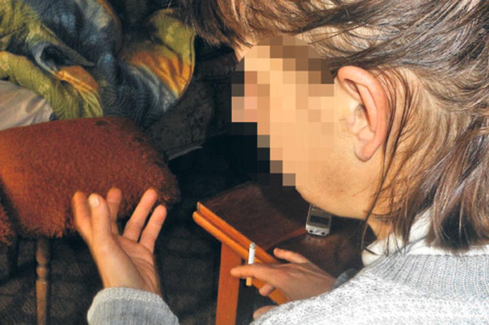 Radovan M., majka I. J., silovanje, silovao devojčicu, Kikinda