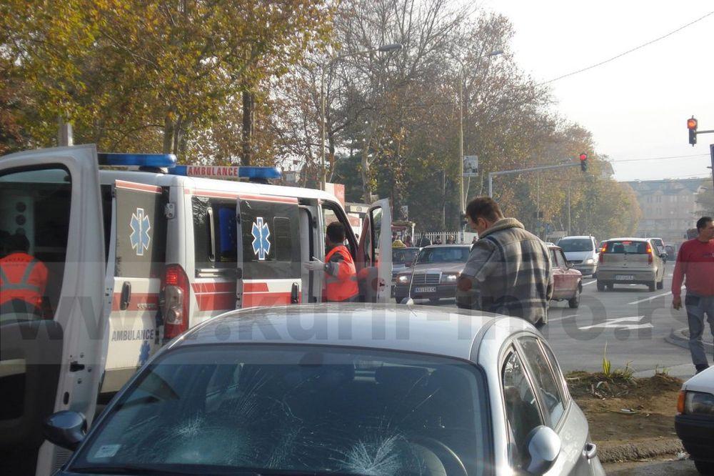 Boris Popović, nesreća, vaterpolista, Radnički, Kragujevac, autobuska stanica, U
