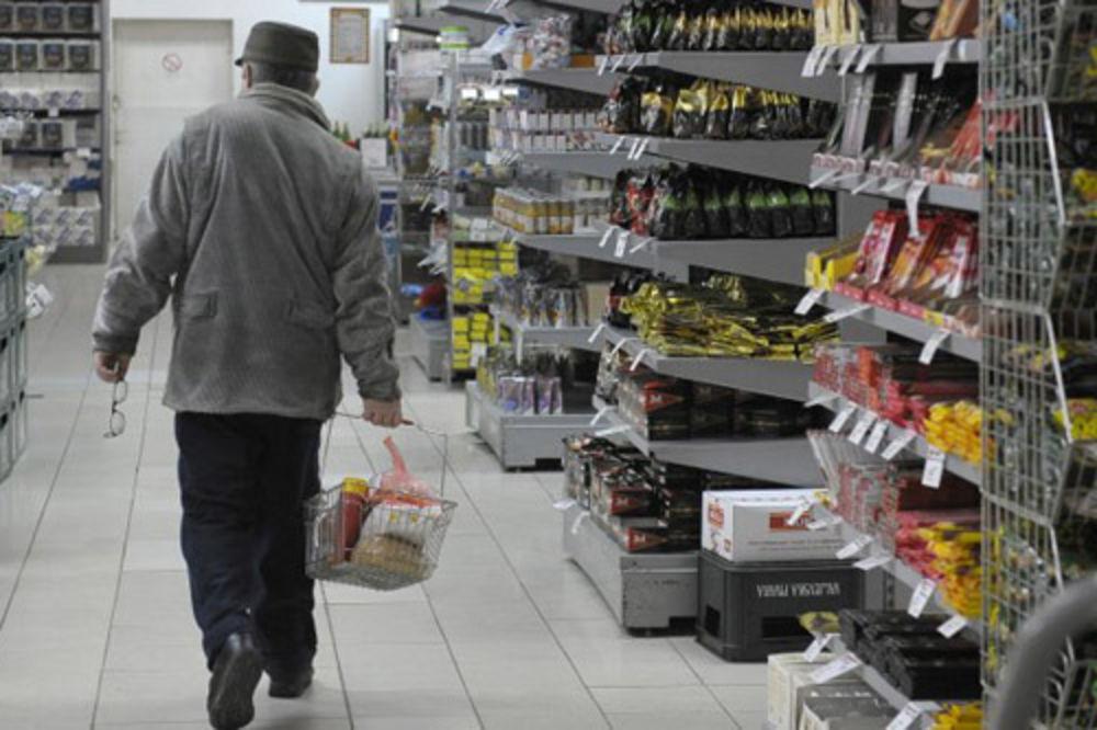 Ovo su najpovoljniji i najskuplji marketi u Srbiji - Kurir