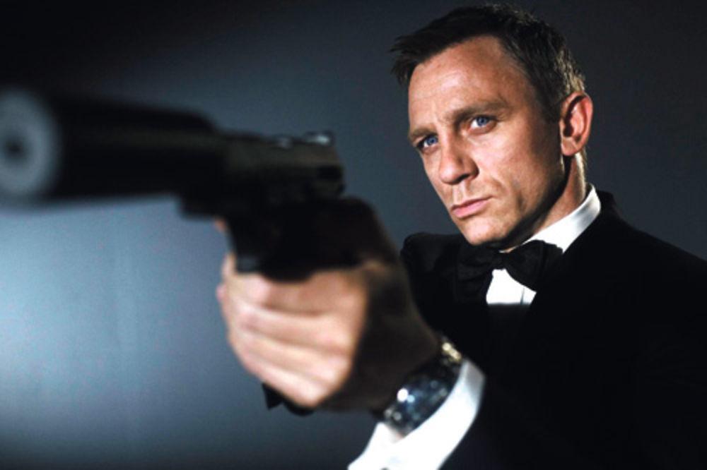 007 STIŽE U SRBIJU: Novi Bond se snima kod nas!