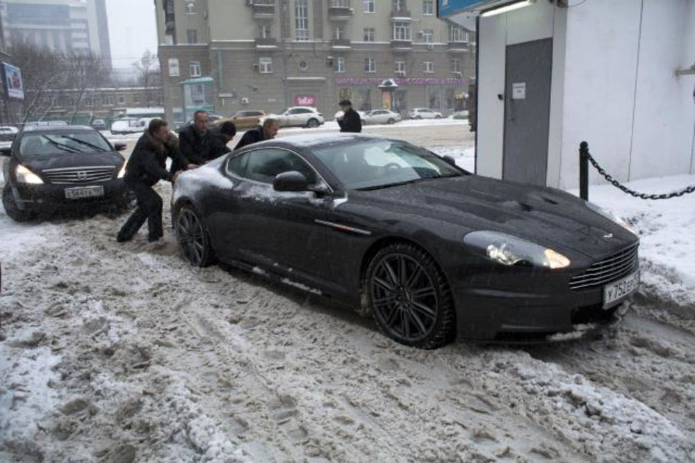 mećava, sneg, Moskva