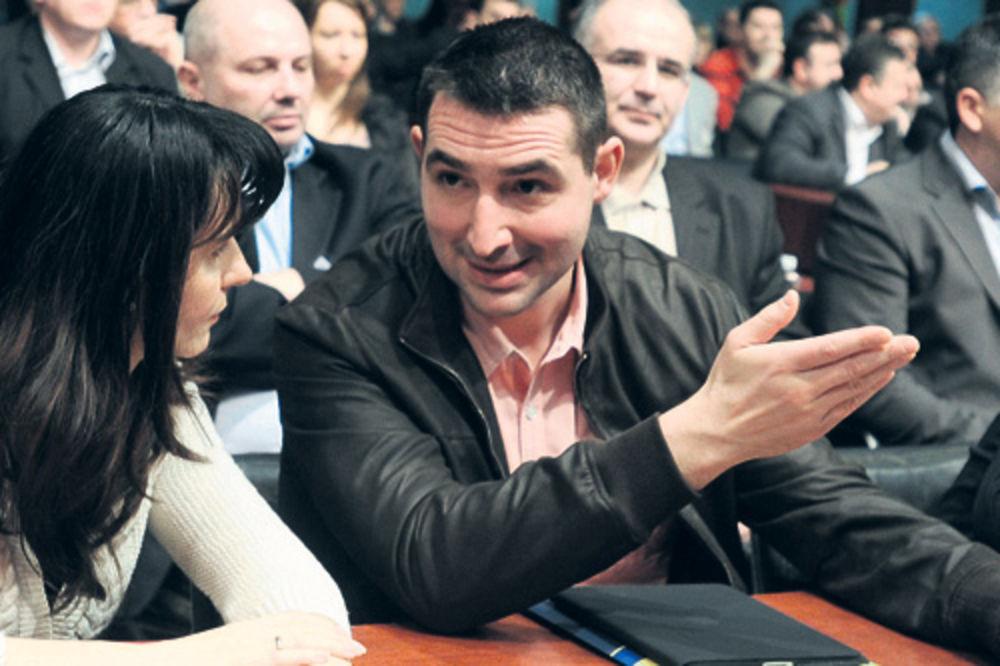 Demokratska stranka, Dragan Đilas, Oliver Dulić,