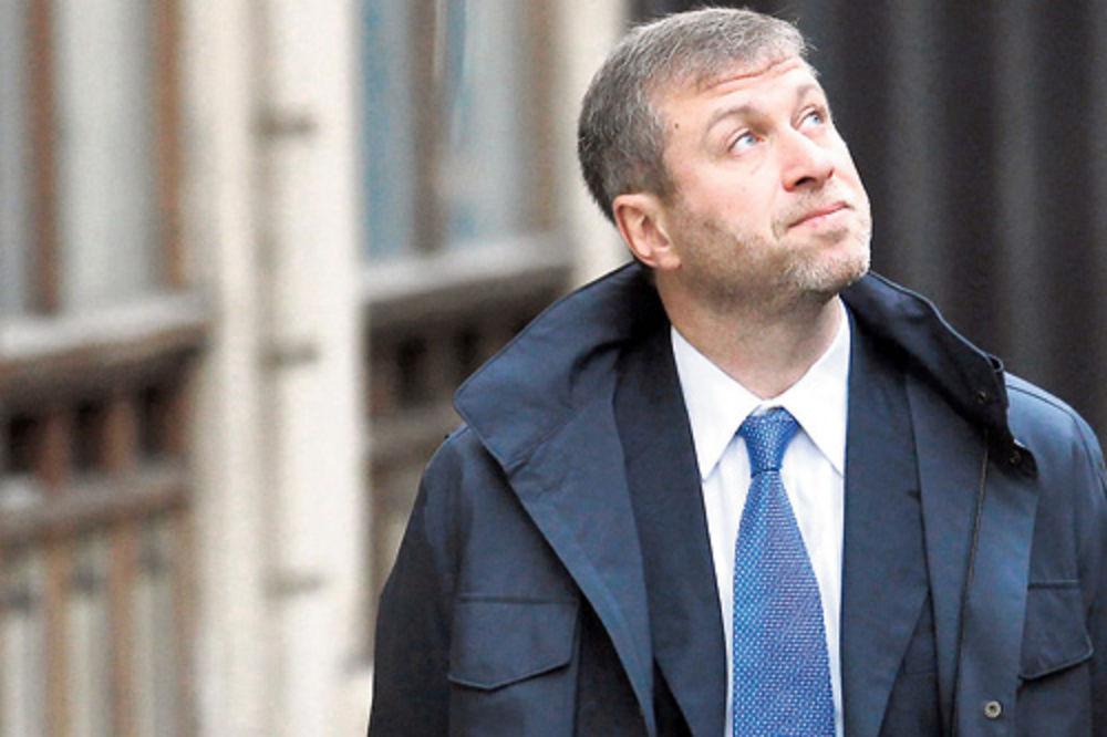 ABRAMOVIČ NA BENSEDINIMA: Vlasnik Čelsija izgubio 360 miliona evra za dva dana