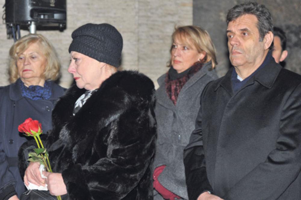 Ksenija Jovanović ispraćena u suzama