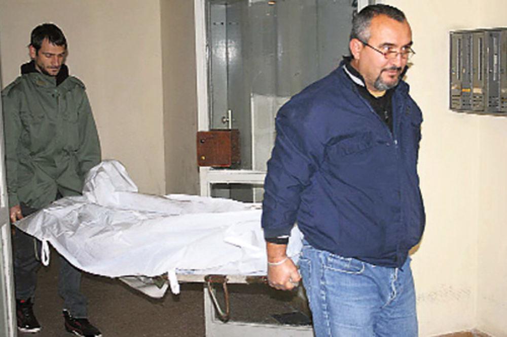 majka Stana Mihajlović, sin Miodrag Mihajlović, ubio majku, oklagija, odsekao pe