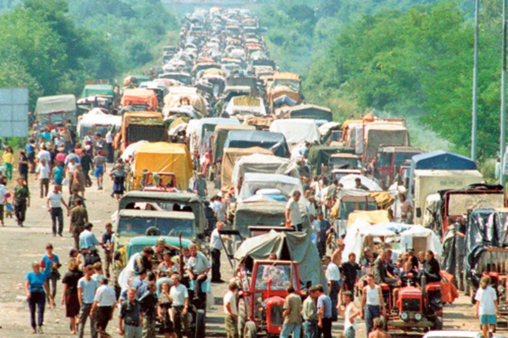 U Sarajevu zabranjeno odavanje pošte žrtvama Oluje!