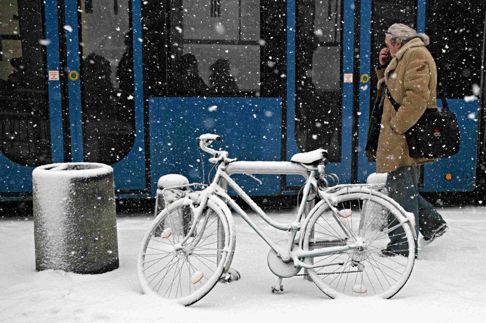 ZIMA, KONAČNO: U ponedeljak u celoj Austriji sneg!