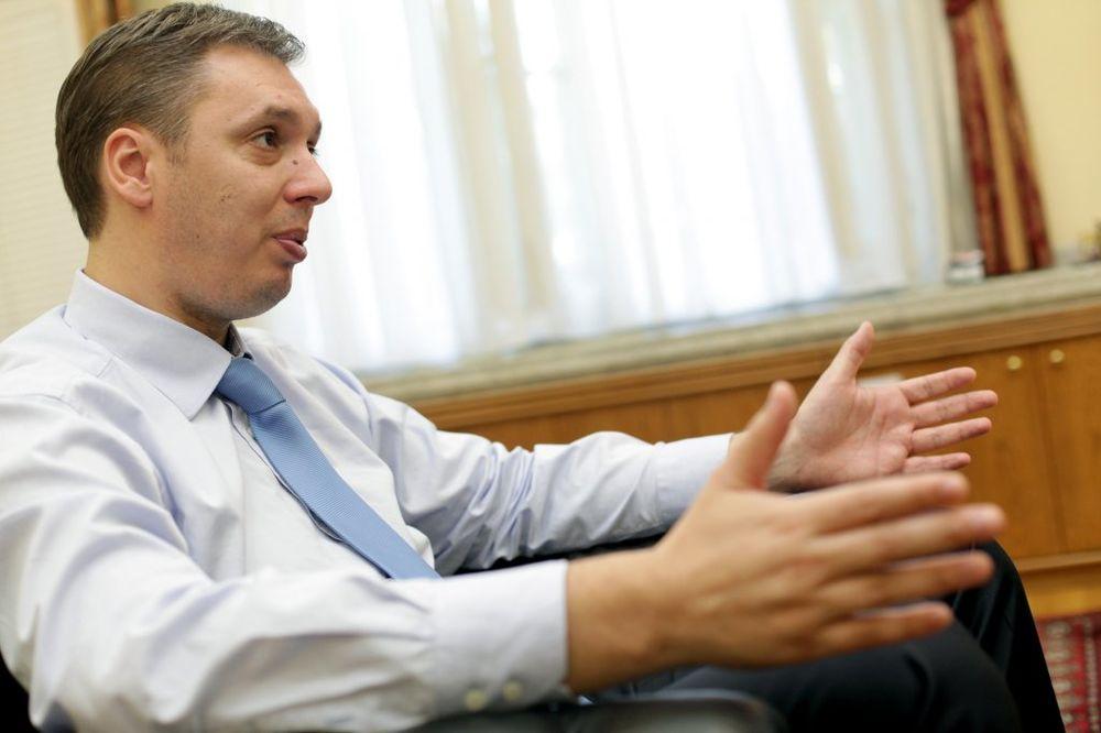 Vučić: Unija albanskih opština? To su igre za malu decu, nisam se nasekirao