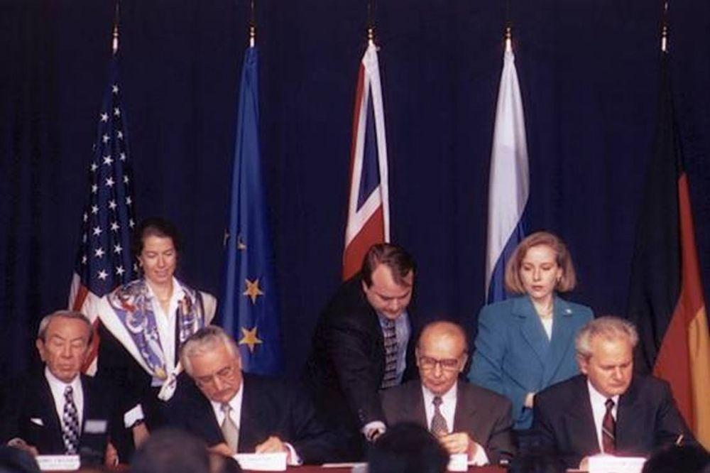 19 GODINA OD ZAVRŠETKA RATA U BIH: Na današnji dan potpisan Dejtonski sporazum