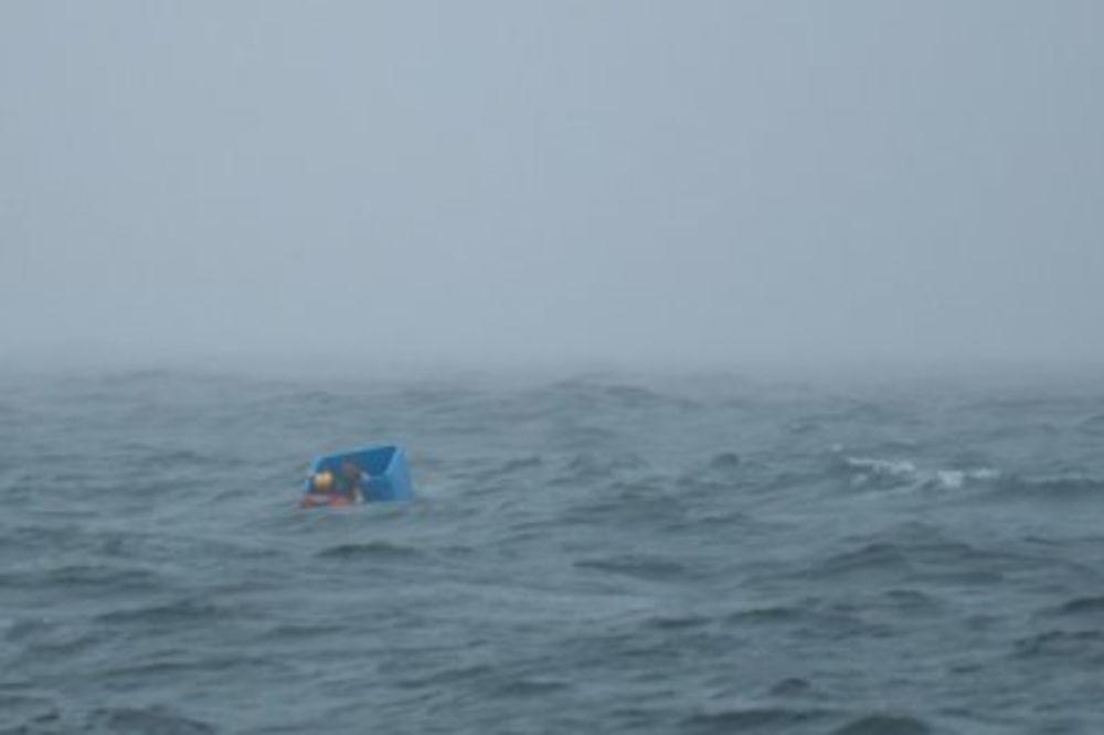 Potonuo čamac s migrantima - 20 mrtvih, desetine nestalih