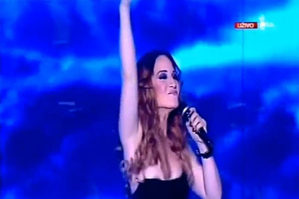 Jelena Tomašević, grudi, Prvi glas Srbije,