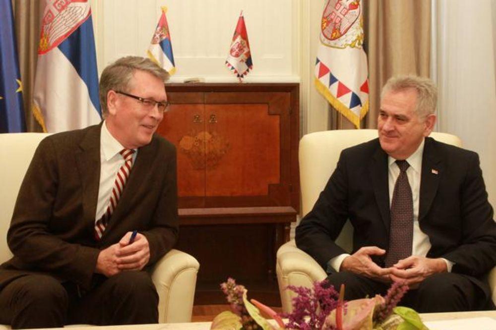 BEOGRAD: Nikolić danas sa ruskim ambasadorom Čepurinom