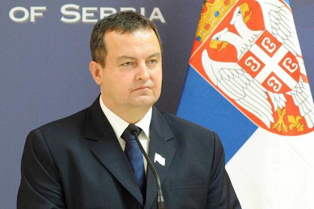 Dačić: Nema razgovora o priznavanju nezavisnosti Kosova