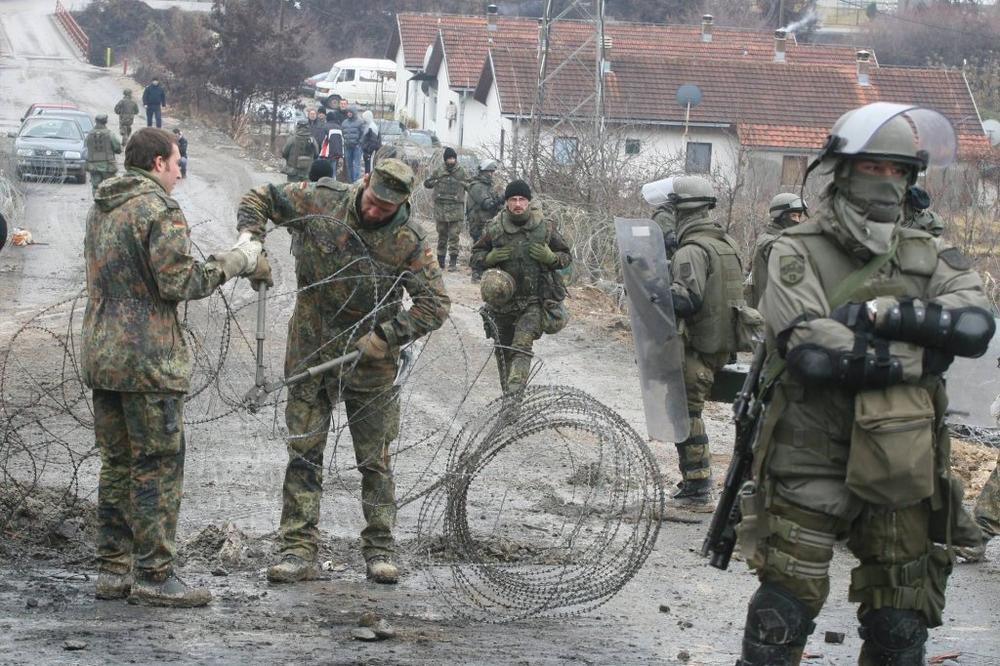 Komandant Kfora: Sačuvaćemo mir na severu Kosova