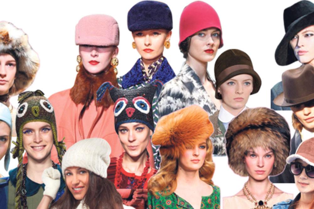 zimske kape, šišano krzno, pilotska kapa, šubara